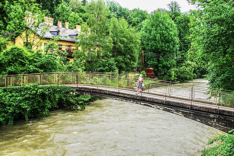 Ischl River