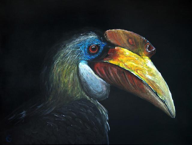 Hornvogel (Painting)