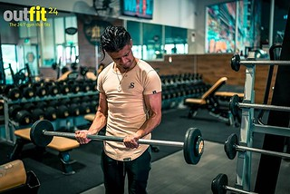When gym is life and it shows... Dedication, commitment, habit and obsession... Do it for your body and your mind... www.outfit24.melbourne | by OutFit24