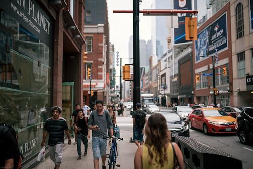 Downtown Toronto   by knipslog.de