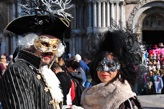 Carnival of Venice, Italy, February 112