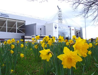 Spring at Preston North End | by Tony Worrall