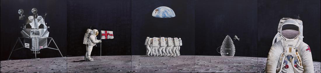 Edward Fuglø - The Seagull Has Landed (2012)[