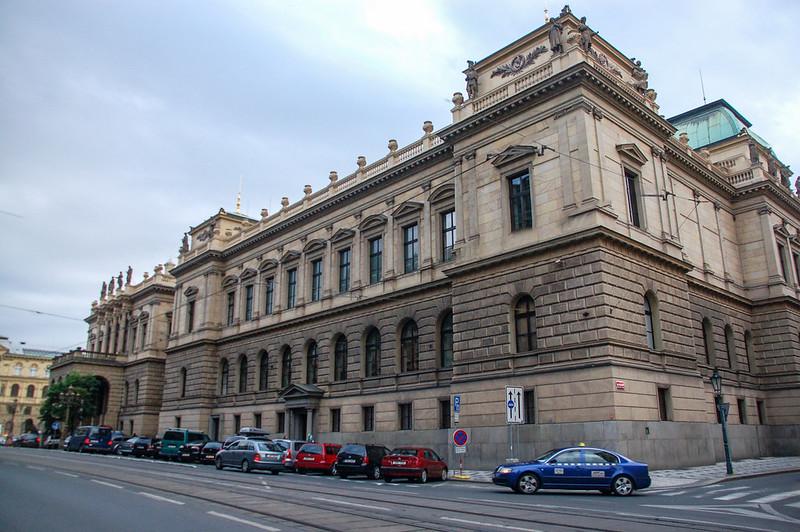 魯道夫音樂廳(Rudolfinum Concert Hall)