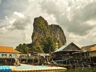 Panyee Island, Thailand | by neilalderney123