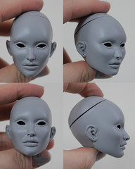 Inamorata 3.0 -  Shani head