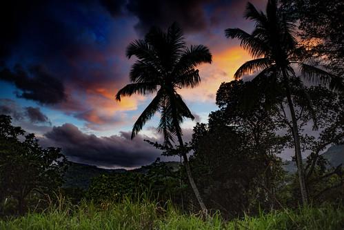 A Sunset In Kandy, Sri Lanka   by El-Branden Brazil