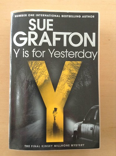 Y is for Yesterday - Sue Grafton | by Mary Loosemore