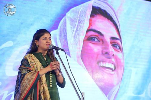 Taruna Sabarwal from Panji, expresses her views