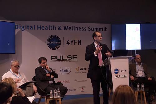 Digital Health & Wellness 2019 @4YFN - Pulse Workshop