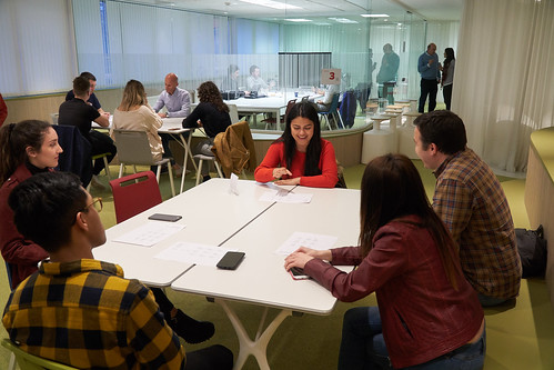 CISE Training | Speed Dating & Networking | Programa e2 | by CISE Centro Internacional Santander Emprendimiento
