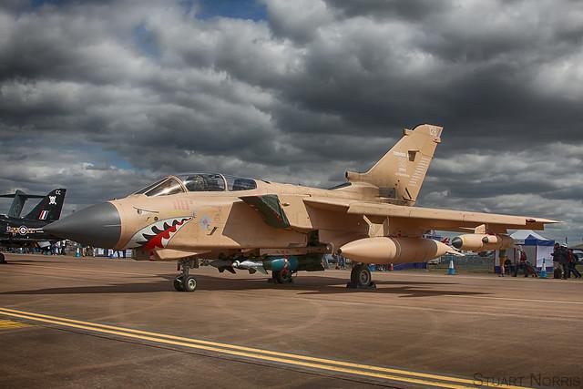 Tornado GR4 ZG750 - IX (B) Squadron - RAF Marham