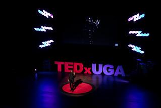 Malcolm Mitchell @ TEDxUGA 2019: Amplify