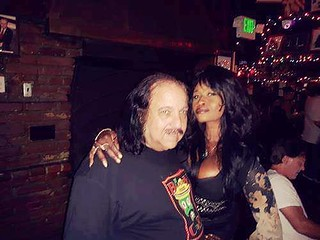 Fun meeting Ron Jeremy in Los Angeles 😀💋 | by Sabine Mondestin