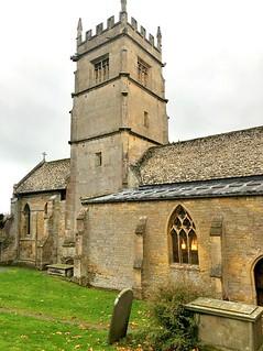 OVERBURY, St Faith exterior | by The National Churches Trust