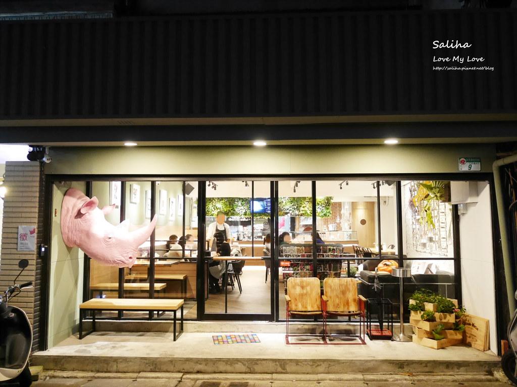 台北松山小巨蛋站餐廳咖啡廳甜點店Bubble Cafe (2)