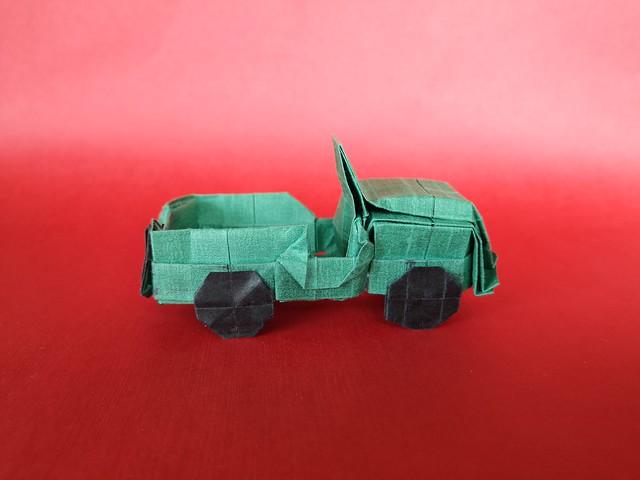Jeep Willys M38A1 - Alberto Plaja