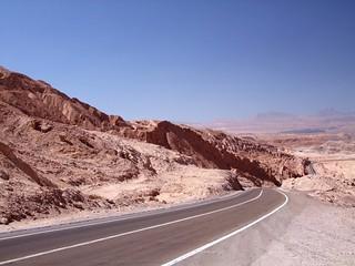 Sechura Desert (also Nazca Desert) / Deserto de Sechura (ou de Nazca)