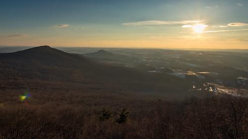 pulpitrock appalachiantrail hamburg pa sunrise mountain peaks silhouette hdr canon80d canon1740