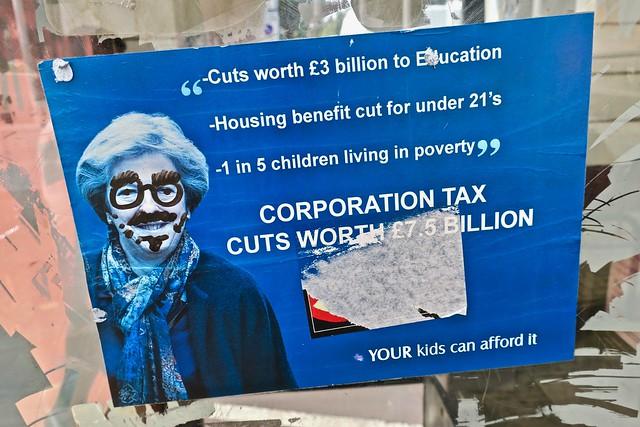 Theresa May, London, UK