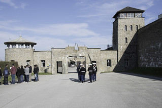 Mauthausen  - Plaque Rededication and Tour