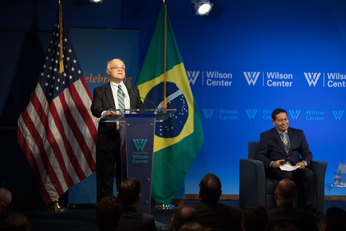 04-09-2019 A Conversation with His Excellency Hamilton Mourão, Vice President of the Republic of Brazil