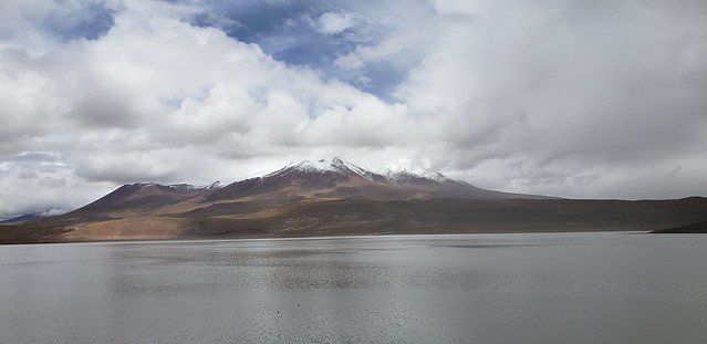 The Stinking Lake (Laguna Hedionda), Bolivian Highlands (Altiplanos Boliviano), Potosí, Bolivia.