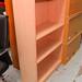 Maple shelving unit E85
