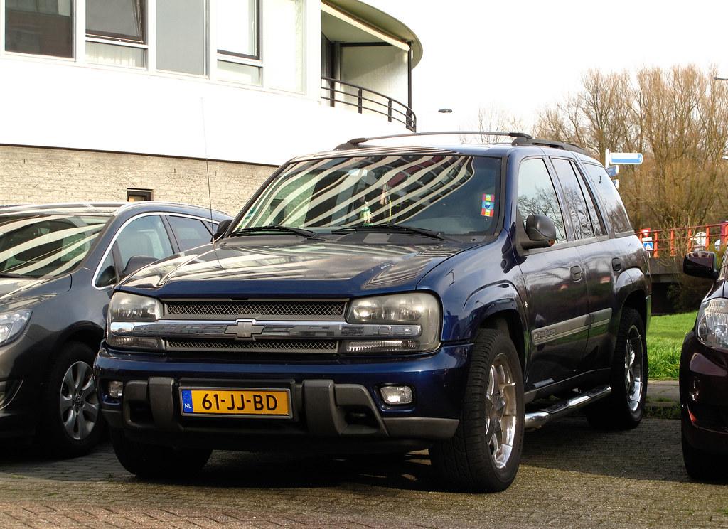 2002 Chevrolet Trailblazer 4 2 Place Leiden Rutger Van Der Maar Flickr