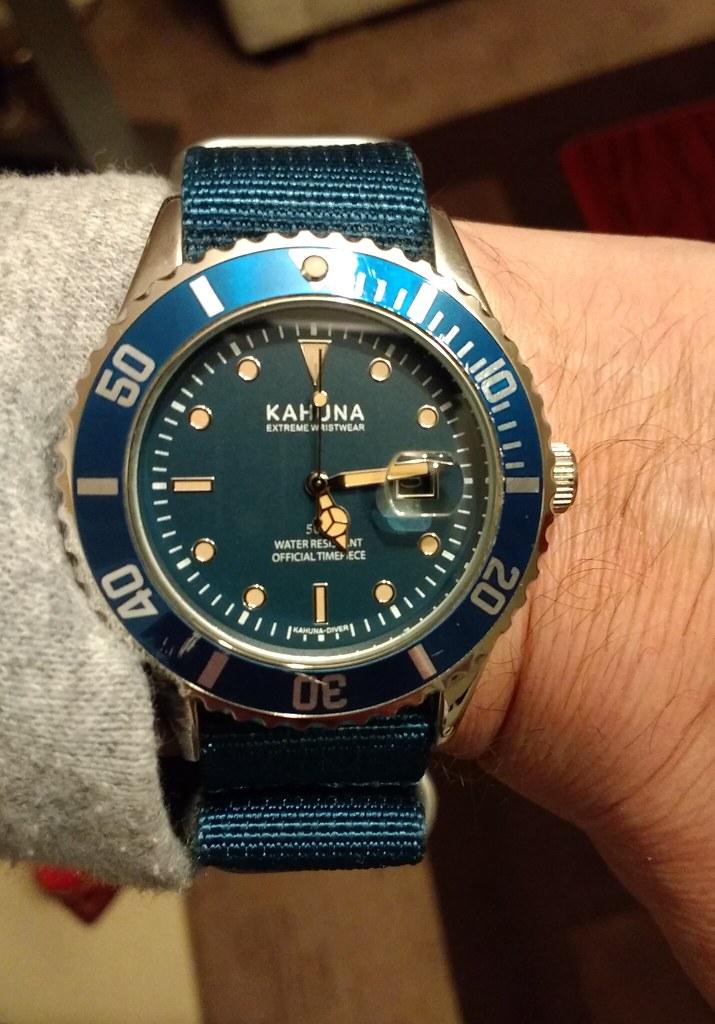 Kahuna Diver Style KUS-0129G