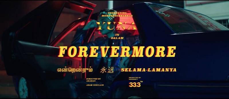 Yuna Memaparkan Keunikan Malaysia Dalam Video Muzik Forevermore