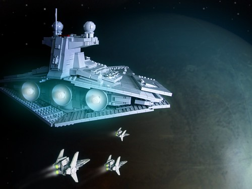 The Victory I Class Star Destroyer Gallant. | by ruleyourgalaxy