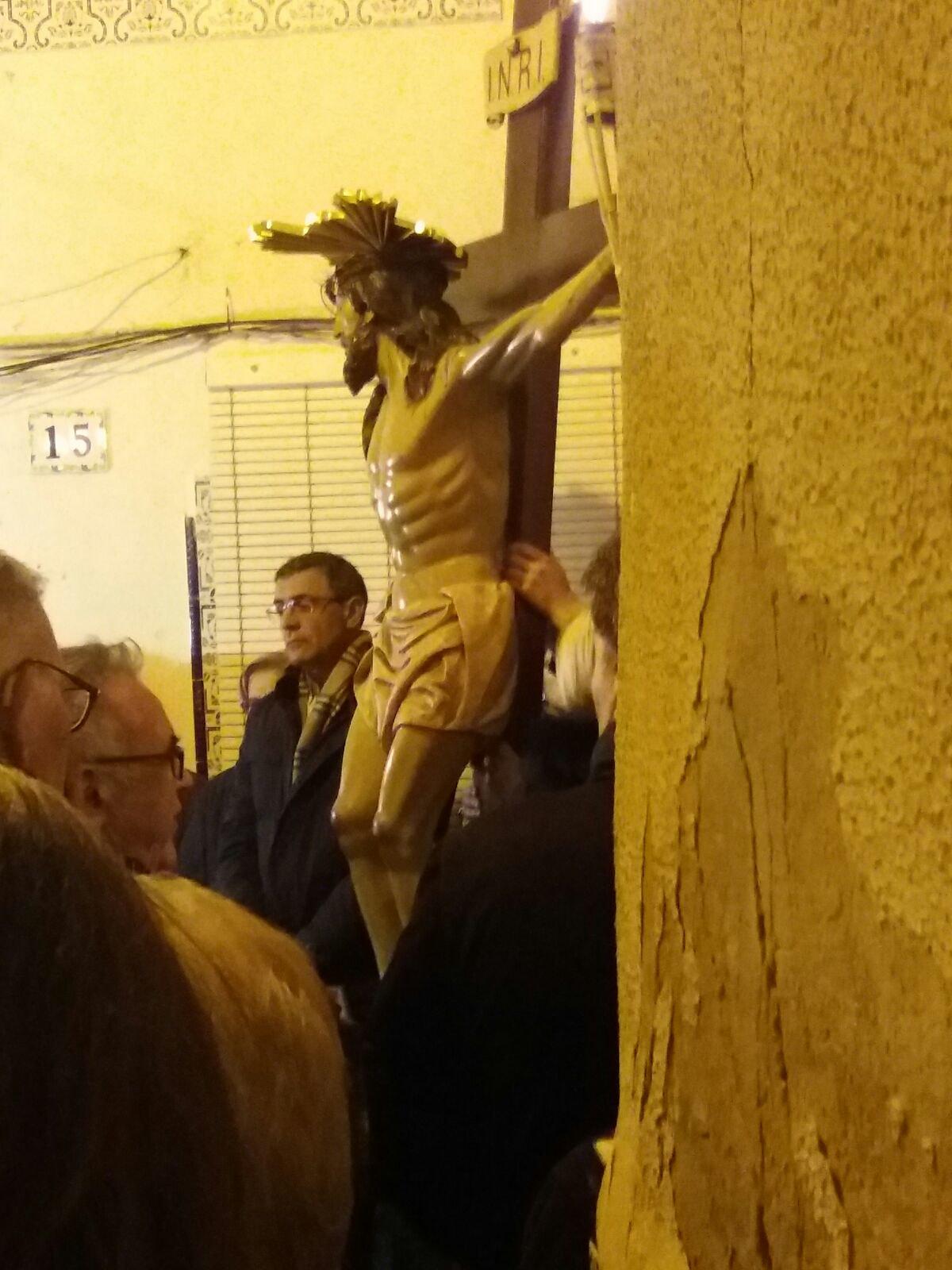 (2018-03-23) IX Vía Crucis nocturno - Ramón López