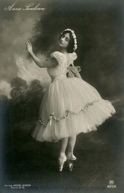 Anna Pavlova: