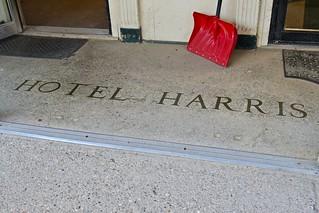 Hotel Harris, Rumford, ME