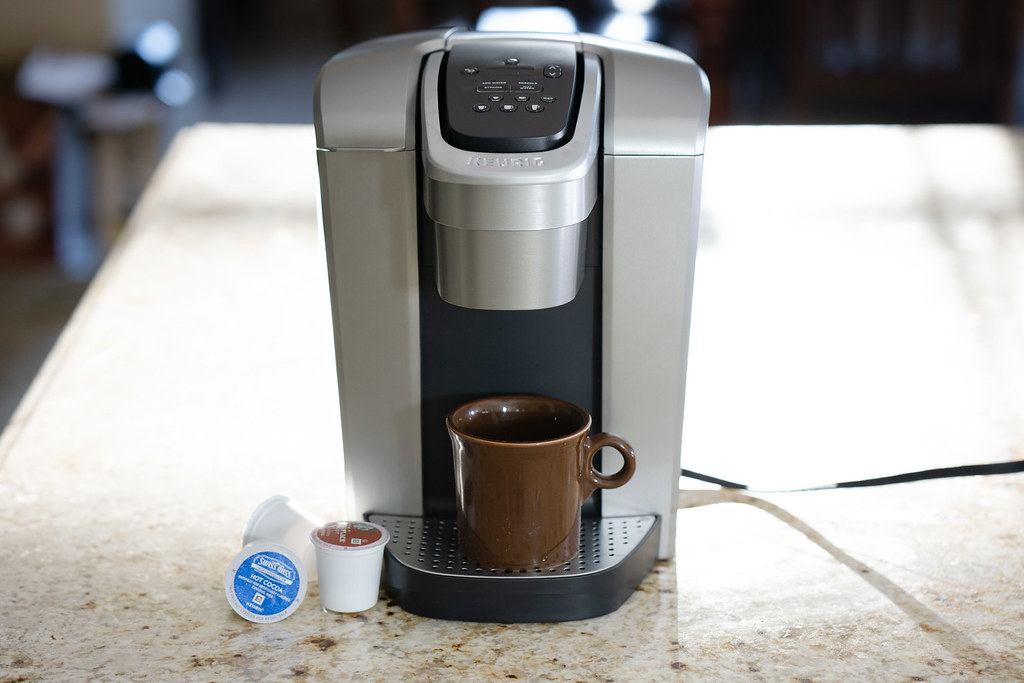 Keurig k elite in kitchen | www yourbestdigs com You are fre