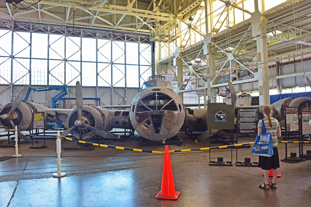 Pacific Aviation Museum, Oahu 2019