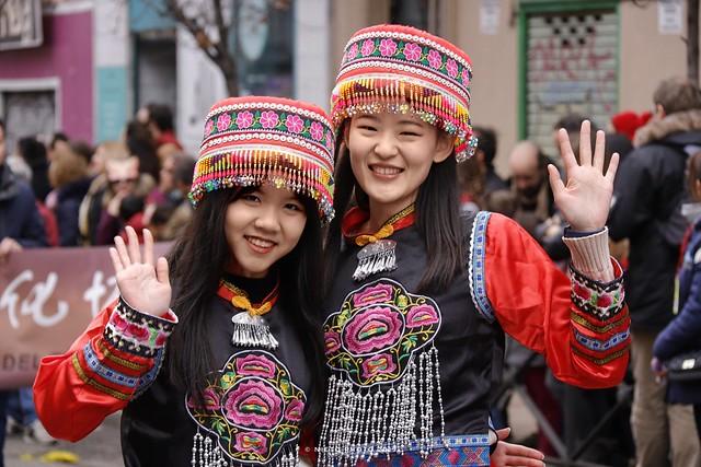 Chinese New Year Madrid