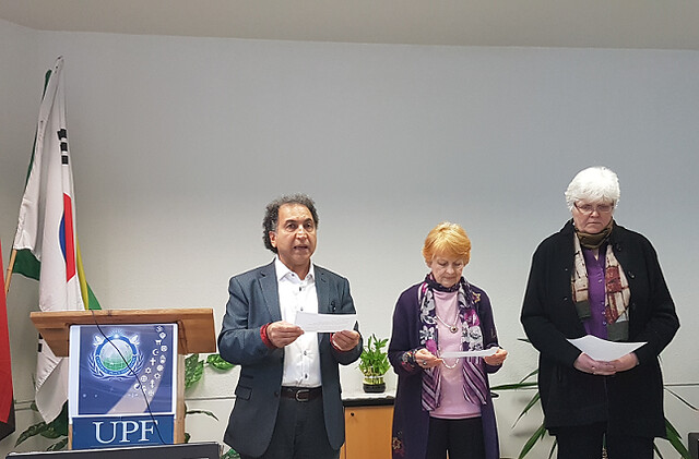 Germany-2019-02-03-World Interfaith Harmony Week Observed in Bonn