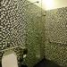 Inside the shower room