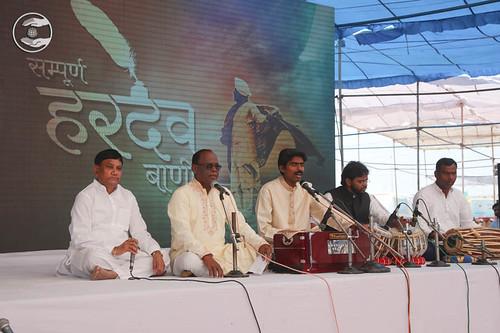 Hardev Bani in Marathi language by Datta Patil and Saathi from Mumbai MH