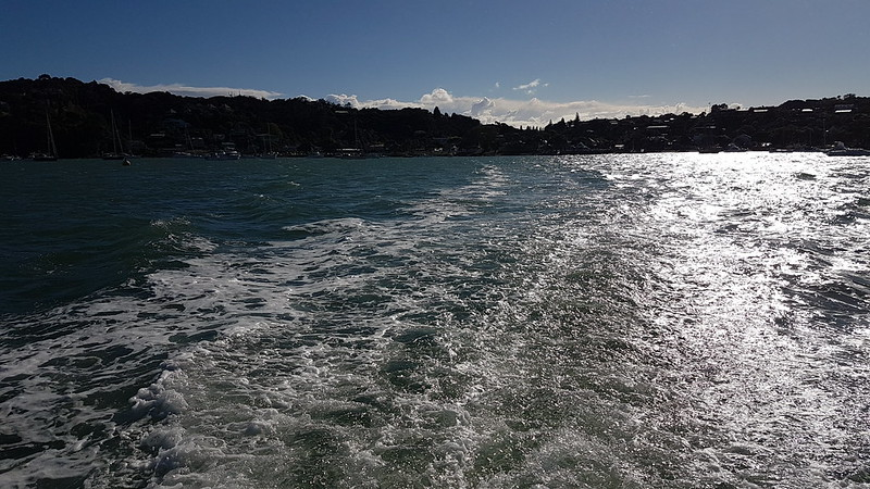 Russell to Paihia