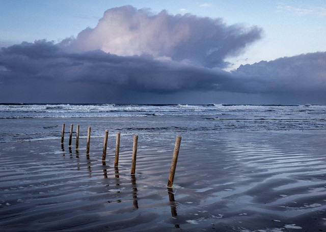 Storms on the North Coast.