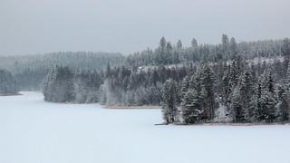 Winter scene   by felix200SX