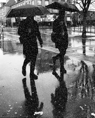 Businessmen under the rain   by Fan.D & Dav.C Photgraphy