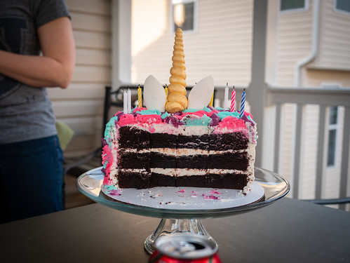 Cake back side | by chadsellers