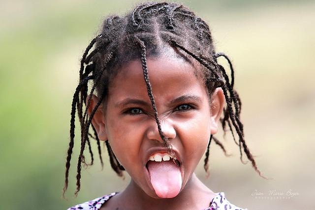 Petite Ethiopienne  à Shashamane