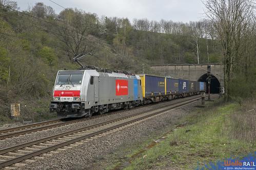 186 187 Crossrail . 40048 . Eilendorf . 05.04.19.