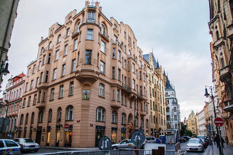 布拉格猶太區街景 2