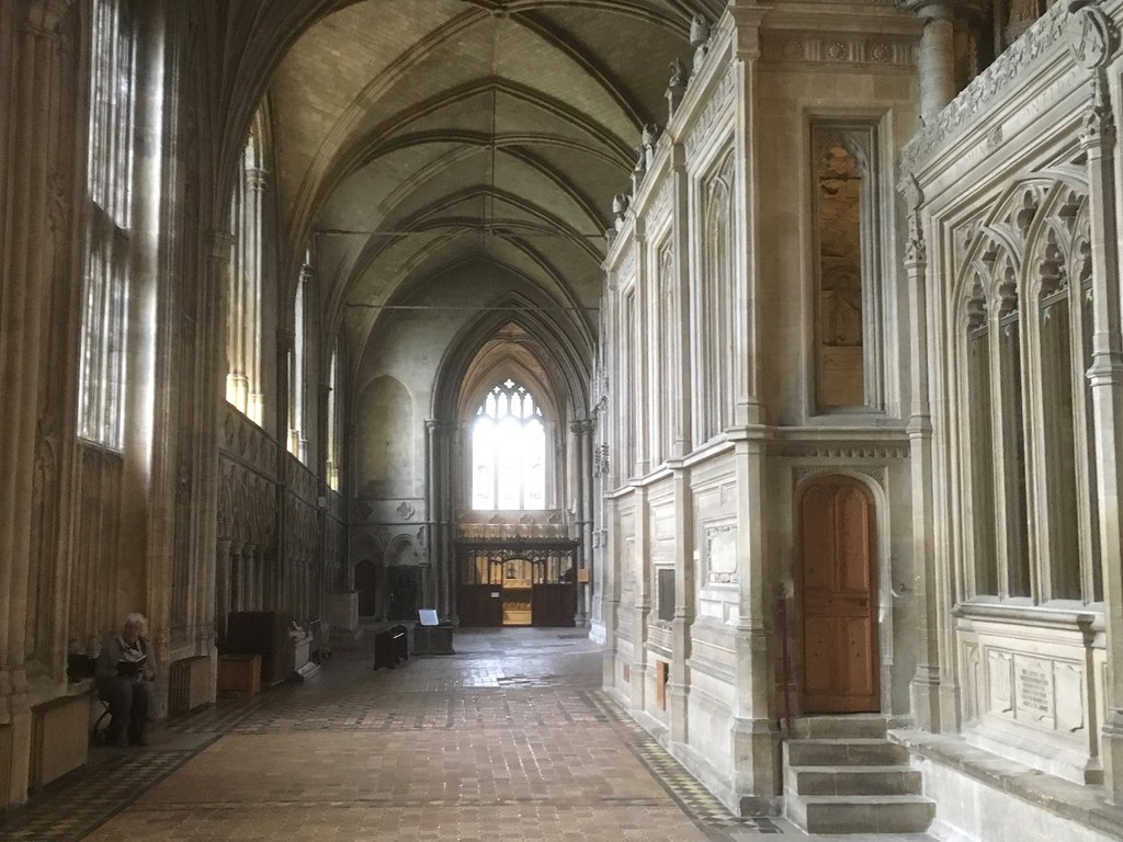 Winchester Cathedral Winchester Circular walk